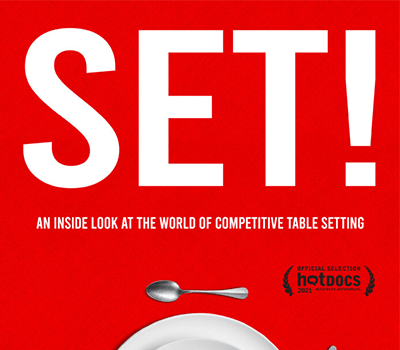 SET Competitive Table Setting Documentary GAT PR